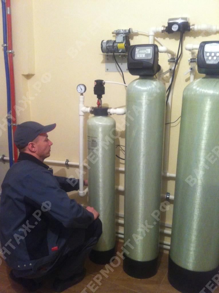 система очистки воды цена