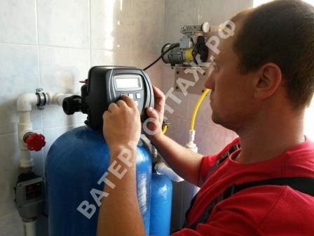 гарантийное и сервисное обслуживание скважин на воду