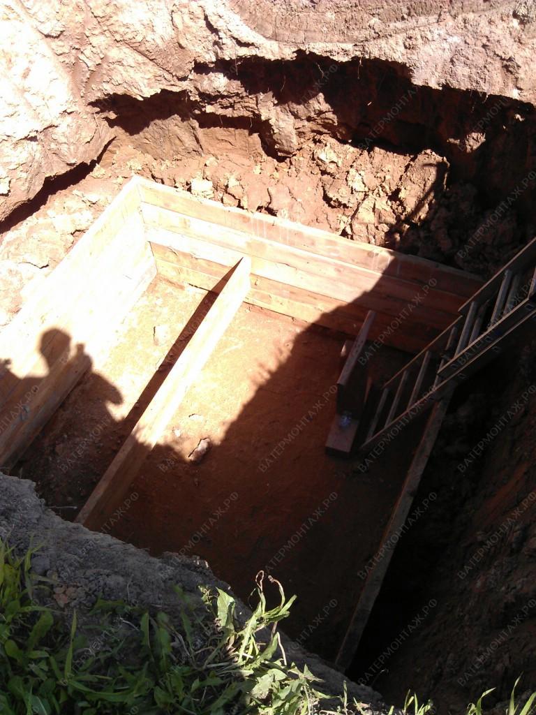канализация в частном доме под ключ