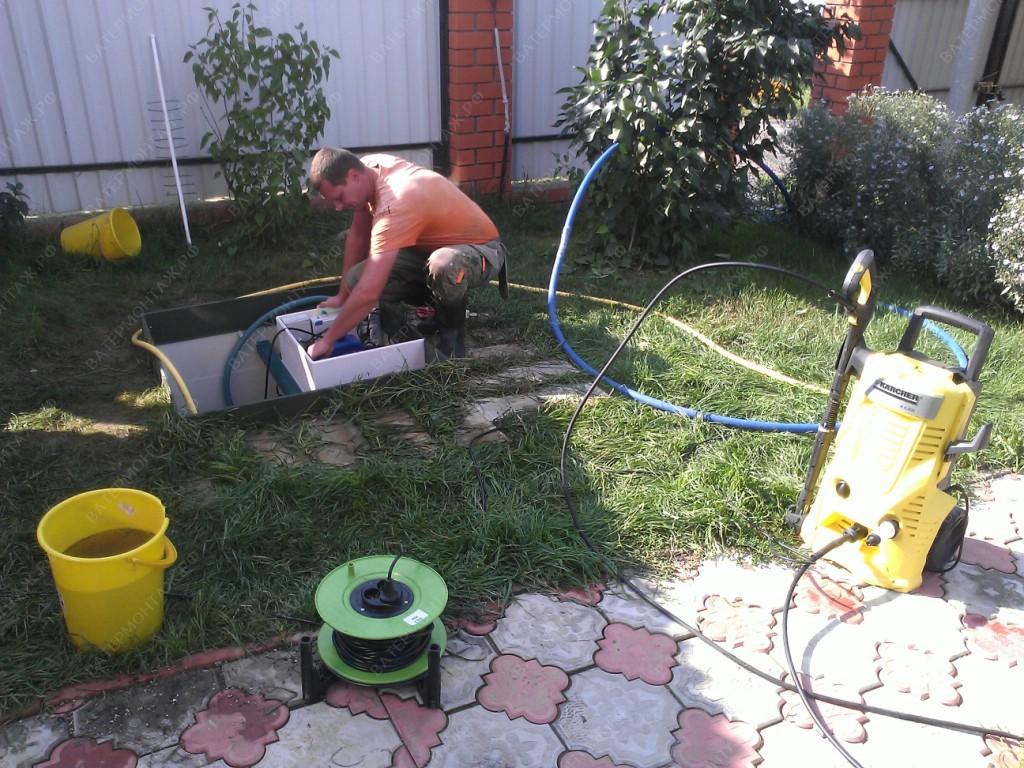 проведения канализации в частном доме