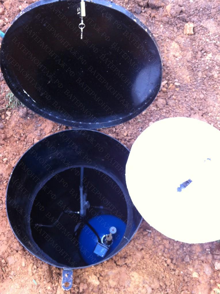 Оборудование скважины под воду своими руками.