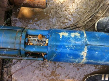 ремонт погружной насос для скважины