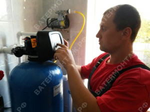 обслуживание водоочистки