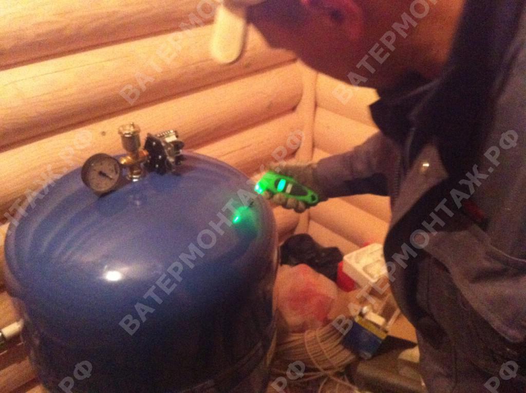 обслуживание водопровода