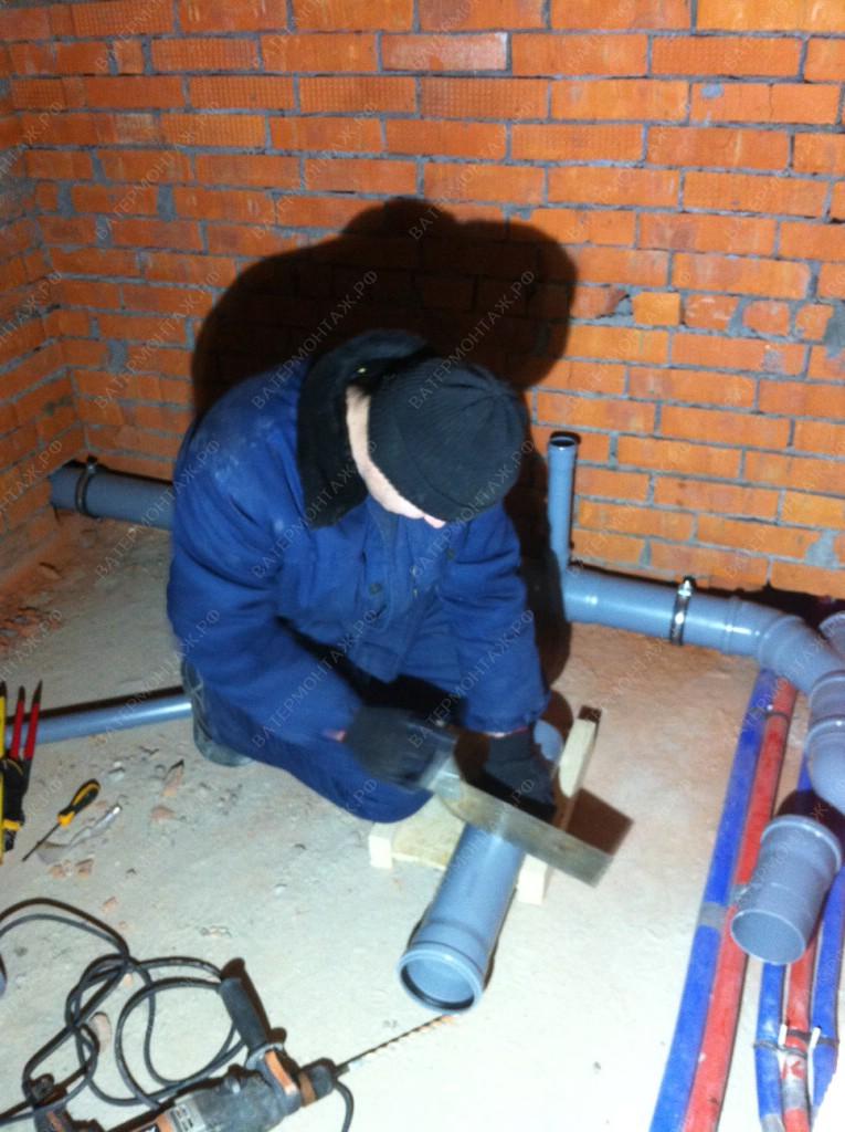 система водоснабжения частного дома с гидроаккумулятором
