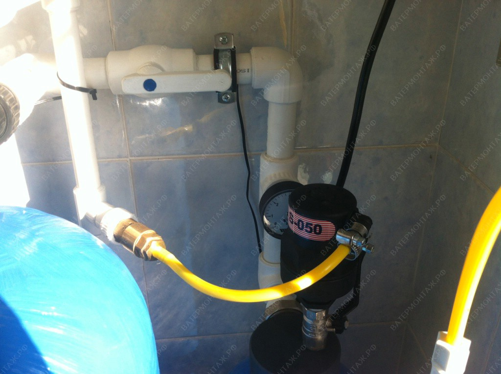 купить очистку воды из скважины
