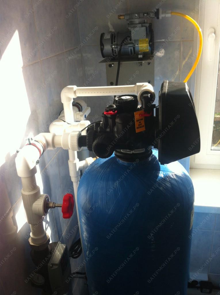 купить фильтра для очистки воды из скважины