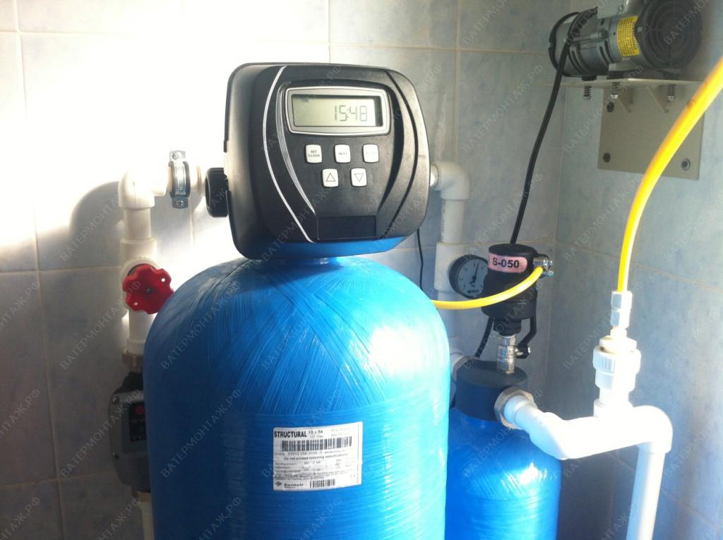 фильтра для очистки воды из скважины цена