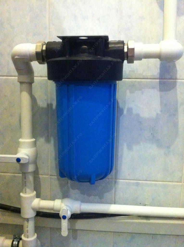 очистка воды из скважины от железа цена