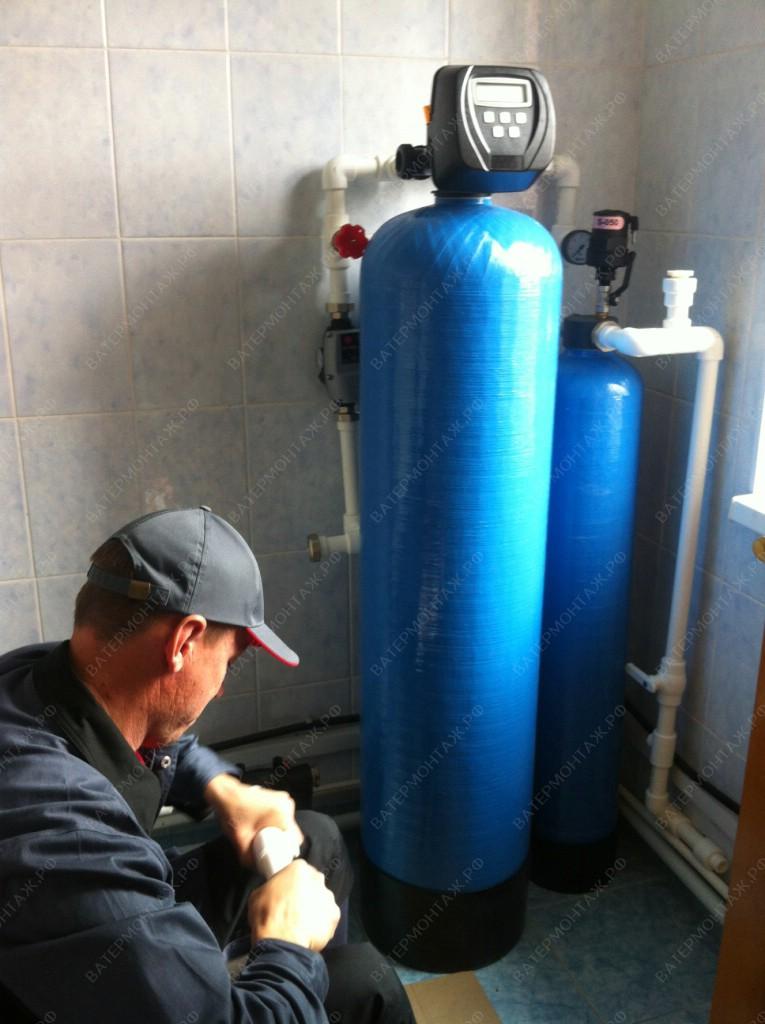 очистка воды из скважины от железа отзывы