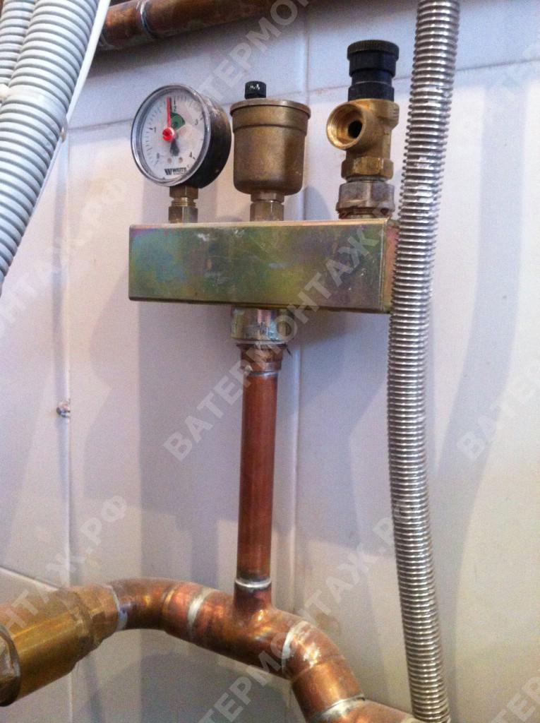 котельная для газового котла в частном доме