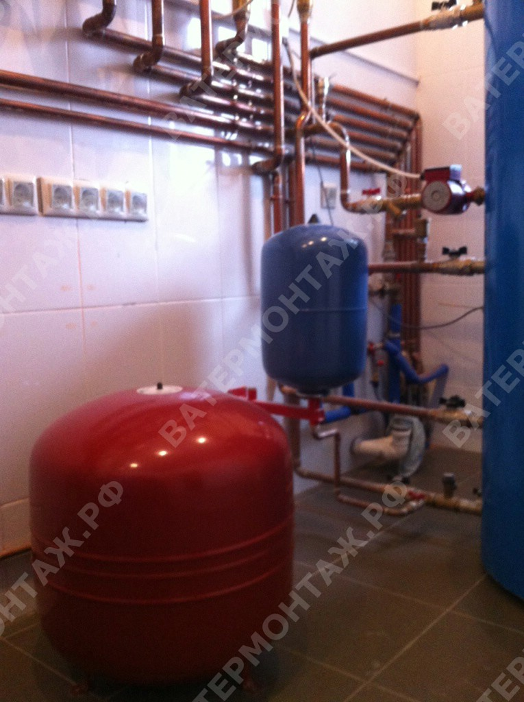 газовая котельная в частном доме